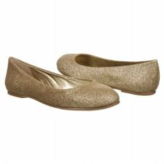 Kensie Girl Kandine Shoes (Gold) - Women's Shoes - 7.0 M