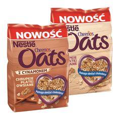 W Klubie Ekspertek możesz przetestować i ocenić Nestlé Cheerios Oats (pinterest)