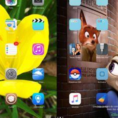 PanoramaPapers effetto Parallax o due distinte immagini come sfondo della Home screen di iOS   appleiDea
