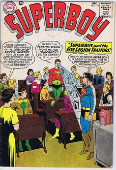 Superboy #117. ephemeritor.com
