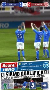 Score! Hero diventa una leggenda del calcio | QuickApp