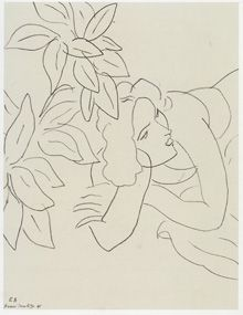 Henri Matisse - to draw. Watercolor Artists, Oil Painting Abstract, Painting & Drawing, Painting Lessons, Watercolor Painting, Henri Matisse, Matisse Drawing, Matisse Art, Matisse Tattoo