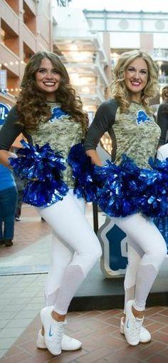 Detroit Pride Cheerleading