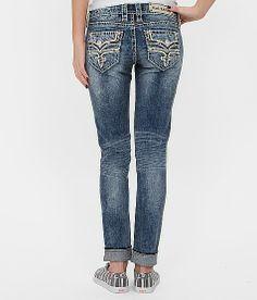 Rock Revival Indi Ankle Skinny Stretch Jean