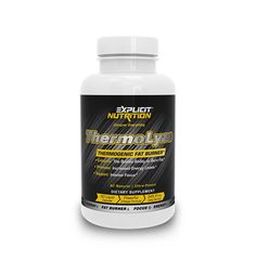 Thermolyze Thermogenic Fat Burner review