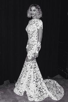 Beyonce at the Grammys 2014 Grammy Awards 2014 0da958b3122
