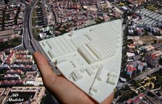 Something we liked from Instagram! Google earth versión maqueta . Jerez de la fronteraEspaña. Google earth model architecture version #arquitectura #architecture #diseño #design #building #archilovers #arquitetapage #arqsketch #sketch #architecturestudent #arch_more #arquitetura #architects #superarchitects #urbansketch #iarchitectures #arquisemteta #architecturesketch #urbansketchers #architecturelovers #3dprint #3dprinting #3d #3dprinter #3dprinted #makerbot #3dmodel #place #earth #world…