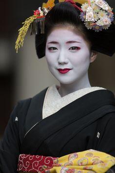 January 2016: maiko Katsuna of Kamishichiken by ta_ta999 - blog
