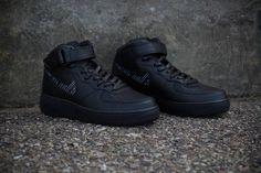 Tribal Nike Air Force 1 Custom Shoes by Brush Footwear