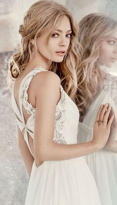Wedding dress idea;; Featured Dress: Hayley Paige