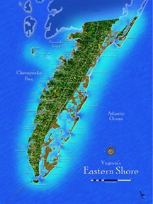 There is no life West of the Chesapeake Bay! <3 ESVA <3