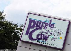 The Purple Cow Restaurant in Hot Springs, Arkansas ...Could this be our new Amy's @thatrunninggirl