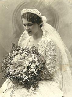 VINTAGE BLOG: Vintage Bride