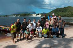 Canaima - Venezuela - Viagem com Sabor