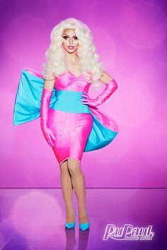 Meet the 'RuPaul's Drag Race' season 10 queens Kameron Michaels, Drag Queen Outfits, Rupaul Drag Queen, Denim And Diamonds, Club Kids, Red Carpet Looks, Summer Looks, My Girl, Beautiful People