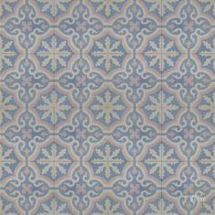 Rosa C29-24-12 - moroccan cement tile