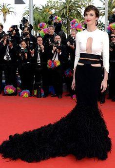 Paz Vega in Stephane Rolland dress