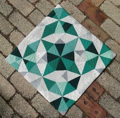 Elven Garden Quilts: Finished Quilts.  Kaleidoscope