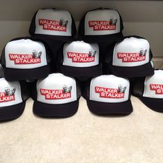 What would you design onto your custom hats?