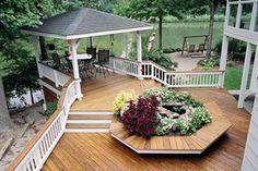 Decks.com. Decking Installation – Composite and wood