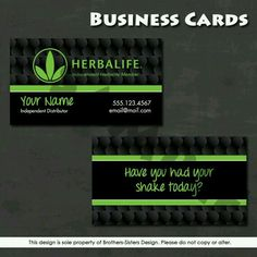 Herbalife business card design template herbalife pinterest herbalife business card design template herbalife pinterest herbalife recipes herbalife shake and foods accmission Image collections