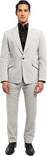 Vivienne Westwood MAN Men's Summer Linen Suit  http://www.yearofstyle.com/vivienne-westwood-man-mens-summer-linen-suit/