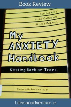 my anxiety handbook. anxiety. mental health.