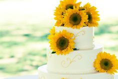 sunflower - when we renew our vows in 10.5 years