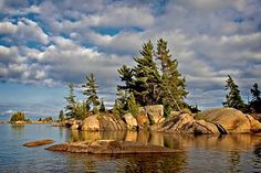 Panoramio - Photo of Gerogian Bay Landscape Pictures, Landscape Paintings, Vacation Places, Vacations, Science And Nature, Nature Photos, Beautiful Landscapes, The Great Outdoors, Places To See