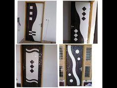 Front Door Design Wood, Door Gate Design, Wooden Door Design, Bedroom Door Design, Door Design Interior, Bedroom Furniture Design, Beautiful Ceiling Designs, Beautiful Bedroom Designs, Cupboard Design