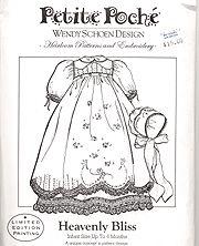 Christening Gown Patterns