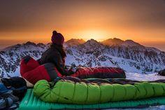 The most beautiful sunrise of this winter  Krivan 2495m High Tatras National Park Slovakia  http://ift.tt/23ecqEU by kicklop