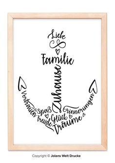 Hochzeitskleid – Brautkleider, Hochzeitskleider 2019 FAMILIE ANKER by Jolanswelt art prints Print Calendar, Malm, Family Quotes, Art Pictures, Hand Lettering, Screen Printing, Digital Prints, About Me Blog, Art Prints