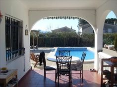 4 bedroom detached villa for sale in Valencia, Valencia - Rightmove. Valencia, Villa, Patio, Outdoor Decor, Home Decor, Terrace, Interior Design, Home Interior Design, Fork