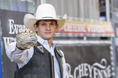 Hyo Silver is a proud corporate partner of CBR. We are honored to be the official buckle maker of Championship Bull Riding.