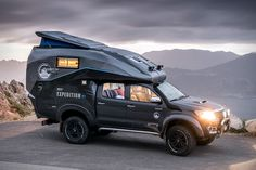 Toyota Hilux Expedition V1 Camper | HiConsumption