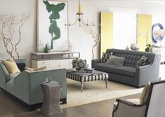 South Shore Decorating Blog: To Be, or Not to Be Daring? (Bold Interior Design)
