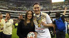 Moy Muños - - Bicampeones de la liga de Campeones Concacaf. Águilas del AMÉRICA - ozzy