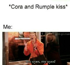 Id take that over the Zelena kiss though