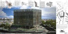 laminas de arquitectura para concursos - Buscar con Google