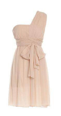 Bridesmaids dress? Or maybe just because. (Dress by Fleur Wood)