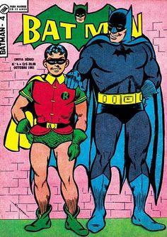 Cover for Batman (2ª Série) (1961 series) #4