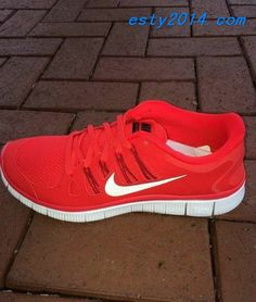 Nike Red Shoes For Ladies