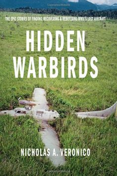 Hidden Warbirds: The Epic Stories of Finding, Recovering, and Rebuilding WWII's Lost Aircraft by Nicholas A. Veronico http://www.amazon.com/dp/0760344094/ref=cm_sw_r_pi_dp_LAmMtb0J413TFQQJ