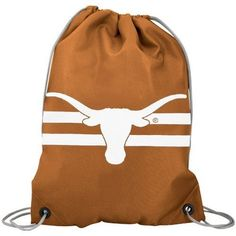 NCAA Texas Longhorns Drawstring Backpack by Forever Collectibles. Save 1 Off!. $9.95. Team drawstring backpack