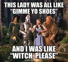 Dorothy Must Die  Love it!