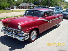1956 Ford Crown Victoria | Flickr - Photo Sharing!