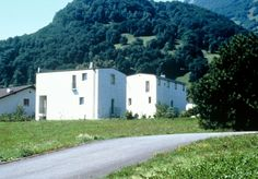Peter Märkli - Haus Kuehnis, Trübbach  1982
