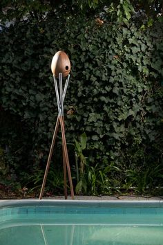 Modern Birdhouse for a Contemporary Dream Garden  #modern #birds