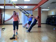 HIIT Workout Challenge: TRX Lean Arm Workout - YouTube